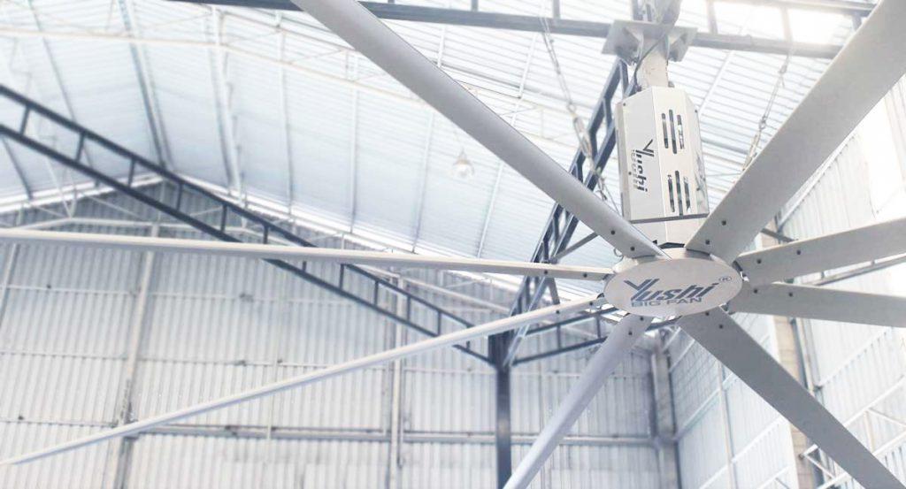 bigfan พัดลมยักษ์