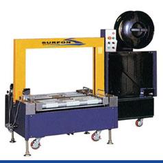 Semi Auto Straping Machine