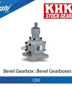 Bevel Gearbox (กระปุกเกียร์) CBX