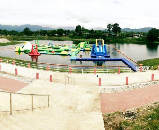 ตัวอย่างระบบสวนน้ำ