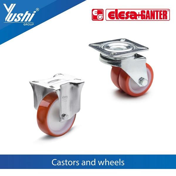 Castors and Wheels