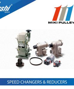 SPEED CHANGERS & REDUCERS