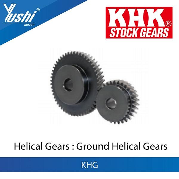 Ground Helical Gears KHG