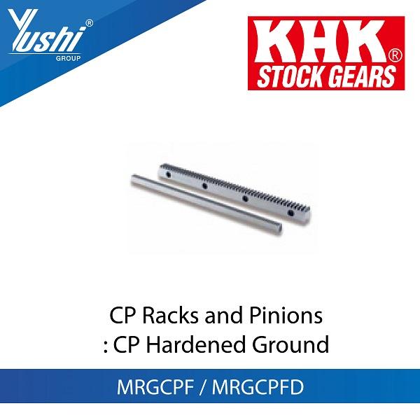 CP Hardened Ground Racks