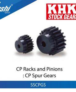 CP Spur Gears