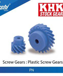 Plastic Screw Gears